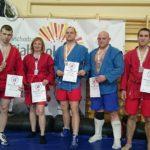 Mistrzostwa Europy w Sambo. Rosja, Kazań 05.2016 r.