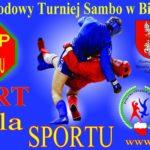 VI Międzynarodowy Turniej SAMBO w Białymstoku
