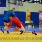 Międzynarodowy Turniej SAMBO w Krakowie 03.2018