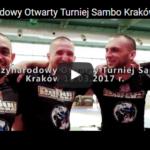 Film z Otwartego Turnieju Sambo Kraków 03.2017