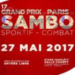 Międzynarodowy Turniej GRAND PRIX Francja 2017 - sukces Ievhena Kharchenko