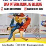 Międzynarodowy Otwarty Turniej Sambo Belgia 2017 – sukces Ievhena Kharchenko