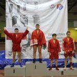 Międzynarodowy młodzieżowy turniej sambo w Wilnie 12.2017