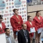 Młodzieżowe Mistrzostwa Europy w sambo Czechy 2018 – sukces Magdaleny Jarkowskiej