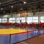 Międzynarodowy młodzieżowy turniej sambo w Wilnie 12.2018