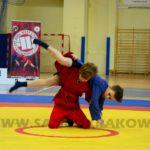 Otwarty turniej sambo sportowego wśród dzieci i młodzieży oraz sambo kombat młodzieży 01.06.2019 Kraków
