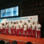 Ślubowanie i nominacje dla członków Polskiej Reprezentacji na II Igrzyska Europejskie Mińsk 2019