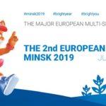 Oficjalna strona i fanpage II Igrzysk Europejskich Minsk 2019
