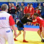 Międzynarodowy otwarty turniej sambo w Krakowie Kraków 05.10.2019 r. Zdjęcia cz.1