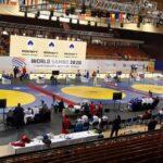 Podsumowanie udziału w Mistrzostwach Świata w Sambo, Serbia 2020